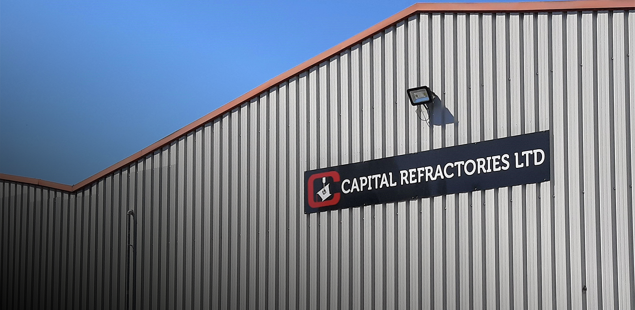 Welcome to Capital Refractories
