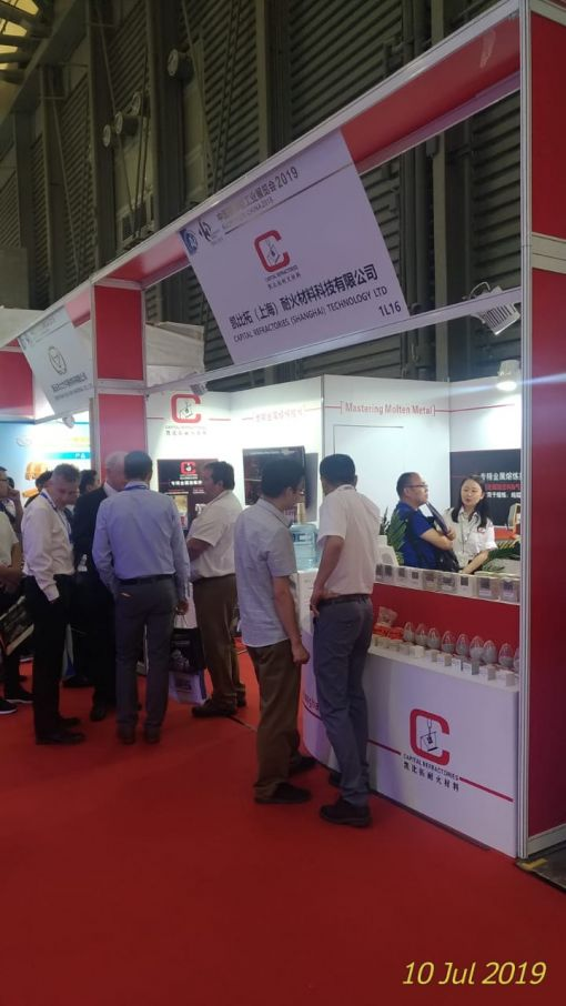 Join our team of experts at Aluminium China 2019